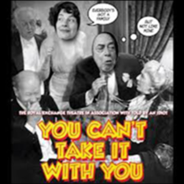 You can't take it with you - Royal exchange Manchester with Told by an Idiot